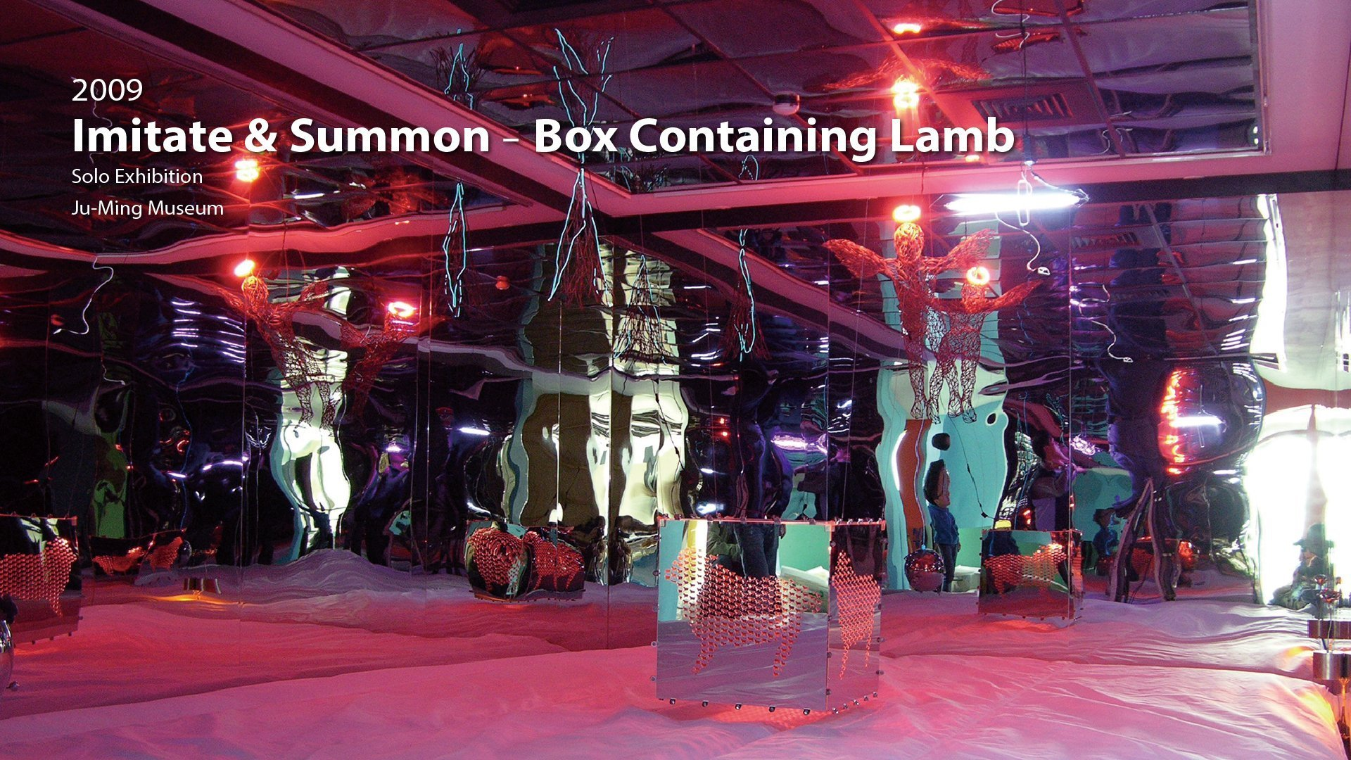 2009|Imitate & Summon-Box Containing Lamb -