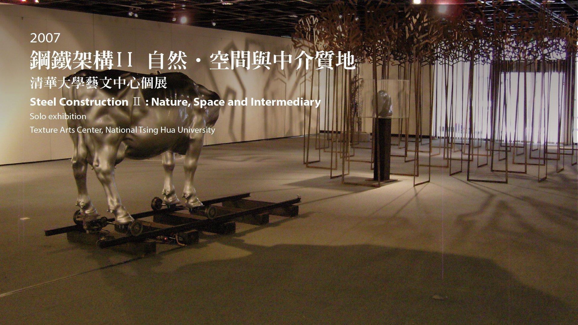 2007 鋼鐵架構II 自然‧空間與中介質地 -